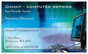 laptop sales and repairs+ virus removal- mac and windows pcs Wanneroo Wanneroo Area Preview