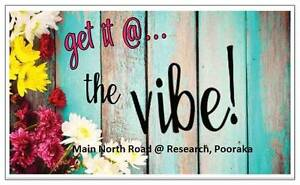 Get it @ The Vibe!    Grand Opening    Sat & Sun 1st & 2nd July Pooraka Salisbury Area Preview