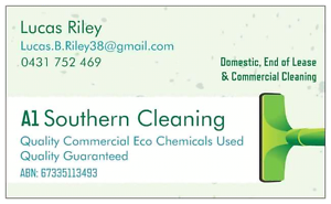 Domestic /End of Lease cleaning *Great Rates * Reynella Morphett Vale Area Preview