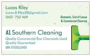 A1 SOUTHERN CLEANING Reynella Morphett Vale Area Preview