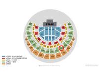 Metallica Tickets x2 - Glasgow Hydro - October 26th