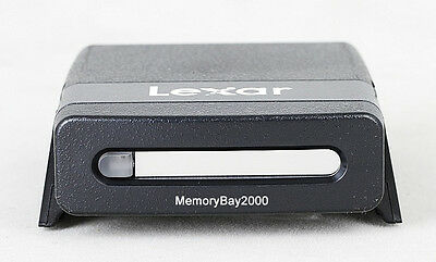 Lexar Professional FireWire 400 CompactFlash CF Card Reader IEEE 1394a 2 PACK