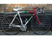Road bike GIANT frame SMALL size 20inch, 14 speed SHIMANO EXAGE, MAVIC, serviced WARRANTY nice look