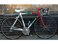 Road bike GIANT frame size 20inch /50cm/ 14 speed SHIMANO EXAGE, MAVIC, serviced WARRANTY nice look