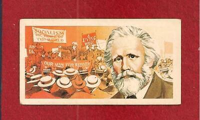 JAMES KIER HARDY Scottish Socialist  Labour Party Leader  original 1969 card