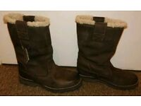 Timberland boots size 2 uk