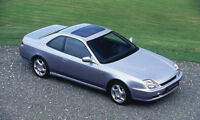 2001 Honda Prelude 5 Gen low km MUST SEE!!