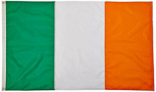 Ireland Flag NEW IN BAG 2ft x x 3ft