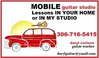 Guitar Lessons - start NOW for camp fire STRUMMING this summer!