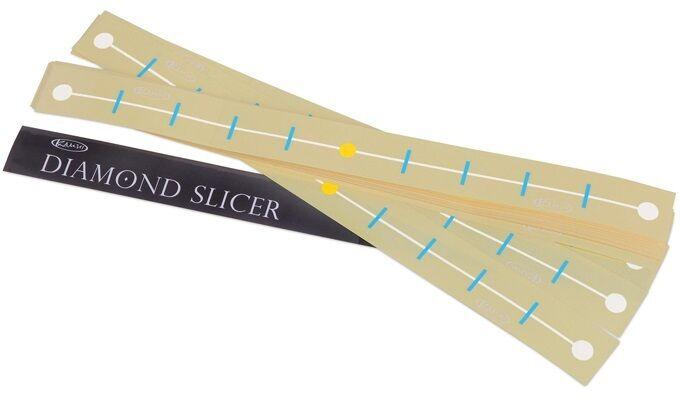 Kamui Diamond Slicer - Banking and Kicking Aid - 24 Pcs/set - 9 Ft. Table Only