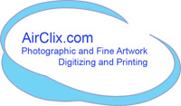 AirClix Photographic Scanning Services.