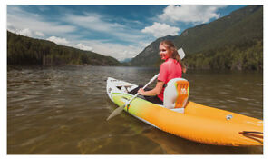 INFLATABLE KAYAK - AQUA MARINA - Free delivery