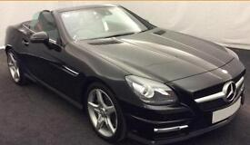 Mercedes-Benz SLK250 AMG Sport FROM £99 PER WEEK!