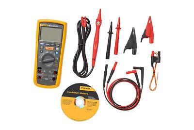 Fluke 1587 Fc Hybrid Insulation Tester And Multimeter New