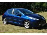 Peugeot 207 1.6HDI (Turbo Diesel) GT 110 - 5 Door hatchback - 2007 (57)