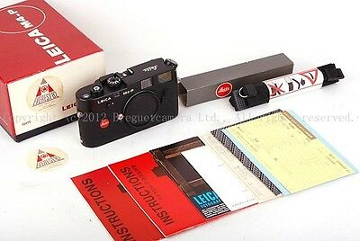JP Very Rare Leica M4-P Camera body EVEREST 82 Special Edition Prototype