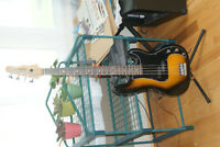 Epiphone 4 Sting Bass Guitar