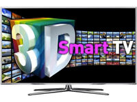 "Brand New: Samsung 3D Smart TV 46"" UE46D8000YUXXU (NOT IN A BOX)"