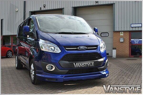 Ford Transit Custom Body Kit Front Spoiler Splitter Brand New