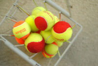 Morning Tennis Lessons — Learn something new for beginners