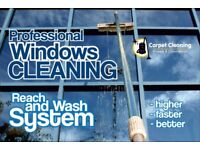 Window Cleaning Domestic / Commercial