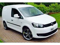 Volkswagen Caddy 1.6 TDI 2012 NO VAT