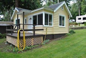 1 Bedroom Cabin for rent