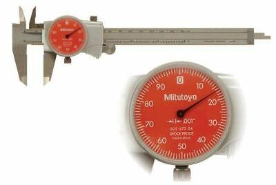 505-742-54 Mitutoyo Dial Caliper 6