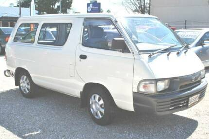 1992 Toyota Townace-Manual 2.0ltr.-Duel fuel Evandale Norwood Area Preview