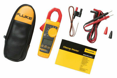 Fluke 324 40400a Ac 600v Acdc True-rms Clamp Meter With Temperature