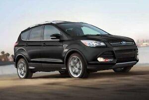 2014 Ford Escape Titanium TOIT PANO, GPS, 4X4