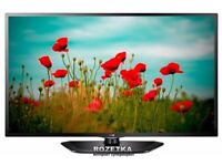 NEW CONDITION 42 INCH LG LED FULL HD WITH SATTELITE INPUT AND FREEVIEW AND ORIGINAL BOX