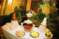 Chocolate Fountains and Decore