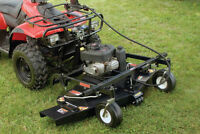SWISHER  ATV  YARD & LANDSCAPING  PACKAGE  DEAL