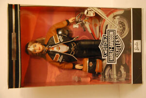 Harley-Davidson Edition #4 25637 1999 Barbie Doll new in box min Edmonton Edmonton Area image 1