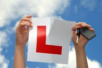 DRIVING LESSONS/*Govt.Certified Male and female instructors