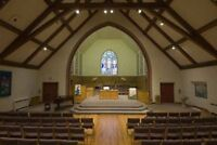 Worship Church Space Available to Rent in Port Credit