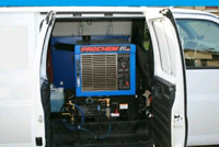 -UNBEATABLE CLEANING TRUCKMOUNT STEAM DEEP CARPET CLEANING