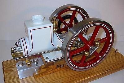 Farm Boy Hit-&-Miss 4-Cycle Engine Plans