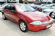 Low kilometer 1999 Ford Falcon Forte Sedan 147kms Evandale Norwood Area Preview