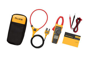 Fluke 376 True-rms AC/DC Clamp Meter with iFlex and case