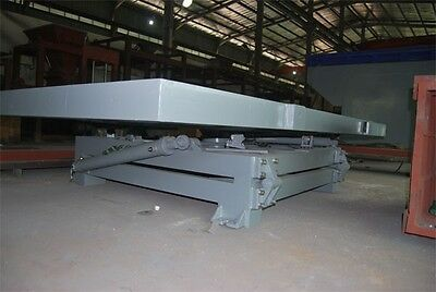 Complete Universal Powered Hydraulic Table System For Bridge Saw New