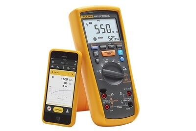 Fluke 1587-fc Insulation Meter New In Box