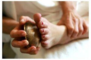 Indian Foot Massage Training in Saskatoon in August