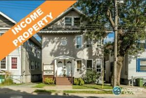 Well maintained income property close to all amenities