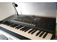 Korg MS2000B, excellent condition with mic and psu, upgrade to MS2000