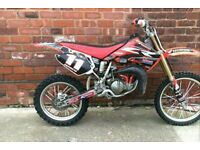 Honda cr85 big wheel motocross dirtbike not kx yz rm 80 125 250
