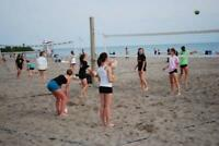 Looking for 2 ladies to join Coed Beach Volleyball Team Tuesdays