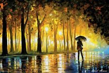 BEWITCHED - LEONID AFREMOV - ART POSTER 24x36 - 11250