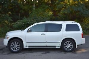 2008 Infiniti QX56 4dr 4WD SUV, Crossover